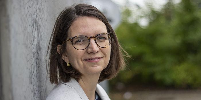 Sofie Castella tiltræder som managing director for Danish Data Science Academy den 1. november 2021. Foto: Hanne Kokkegård, DTU Compute